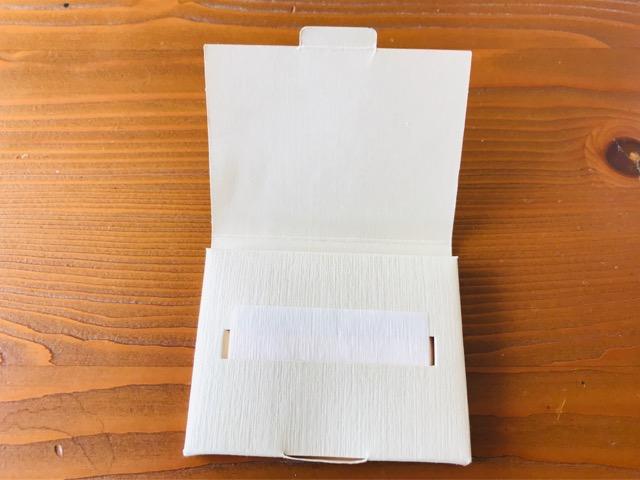 無印良品 紙おしろい