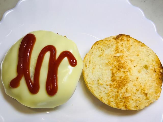 ハンバーガー作り方7