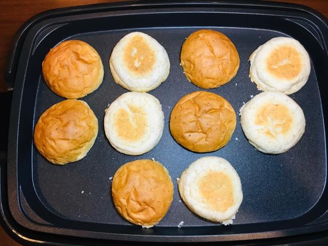 ハンバーガー作り方2
