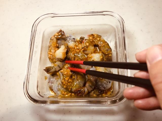 カルディ ガーリックシュリンプの作り方 レシピ