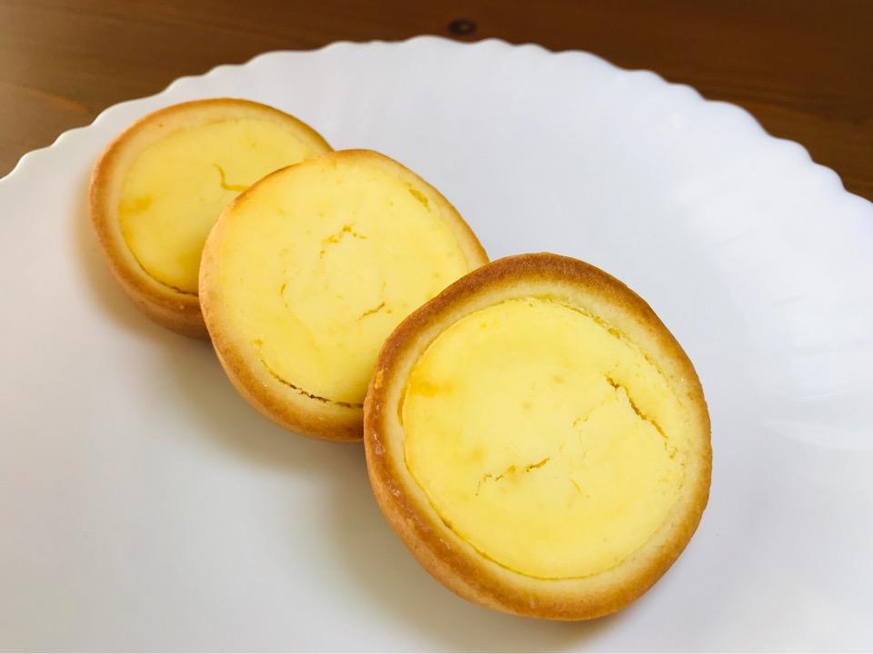 トラピストの丘 函館チーズタルト