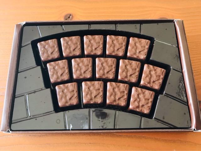 セミスィート生チョコレート大地