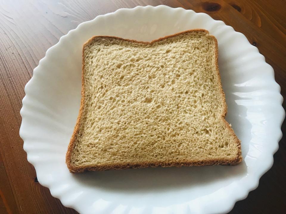 ローソン ロカボ商品 ブラン入り食パン