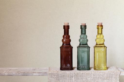 オイル瓶の画像