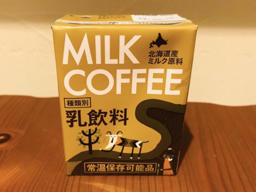 カルディミルクコーヒー