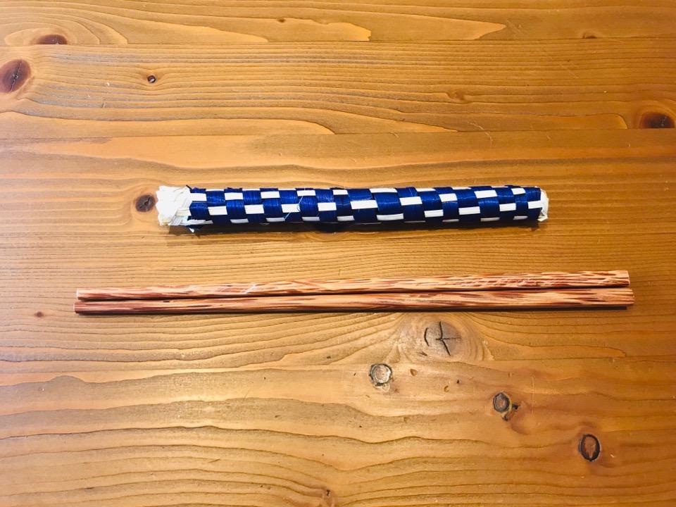 ベトナム 木製箸