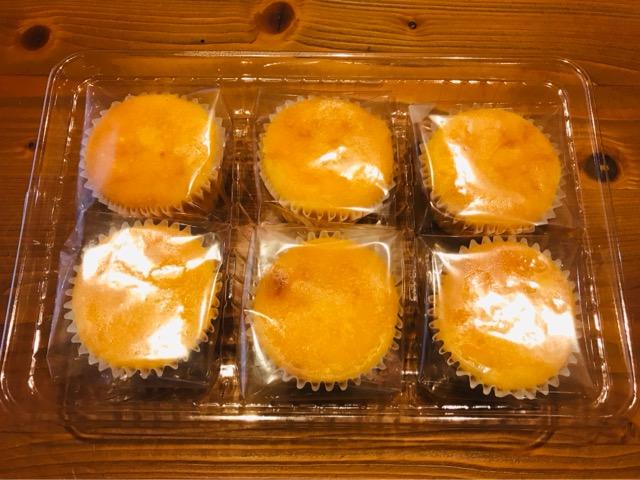 レモンケーキ中身