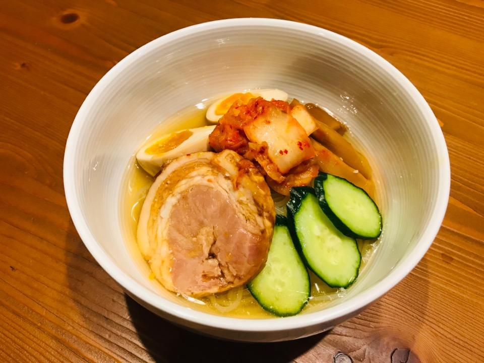 盛岡冷麺完成