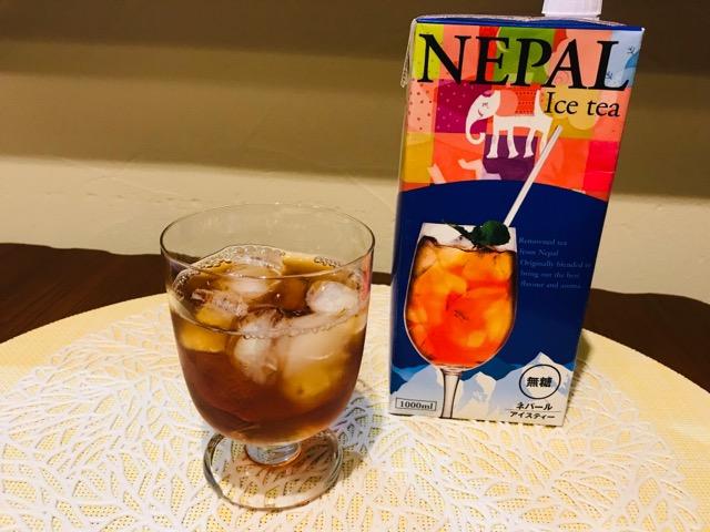 カルディ ネパールアイスティー