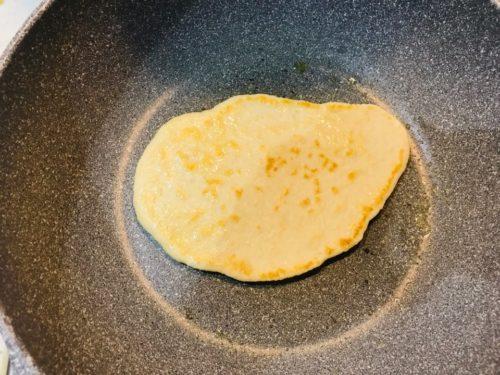 無印良品 フライパンで作るナン 作り方