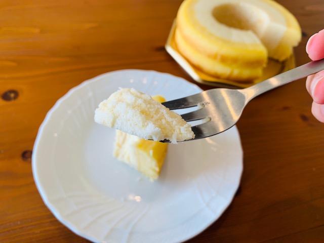三方六 年輪を食べる画像