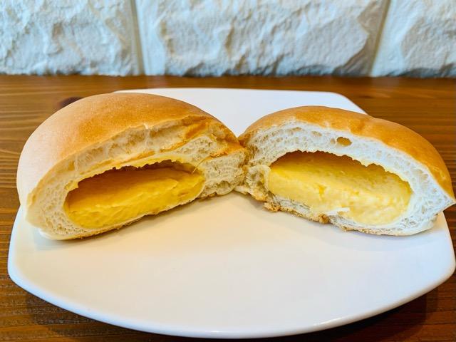 Pascoパスコ 低糖質クリームパン