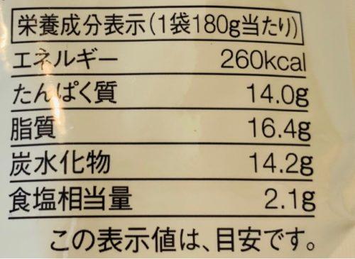 バターチキンカレーのカロリー