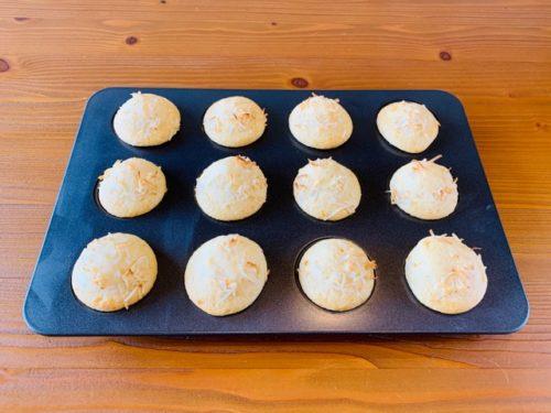 バターなし ヨーグルトマフィンの作り方6