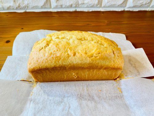 プレーンパウンドケーキの作り方6