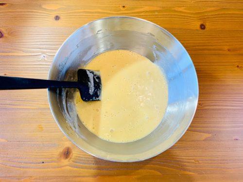 プレーンパウンドケーキの作り方4