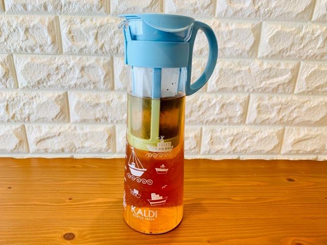 水出し紅茶の作り方