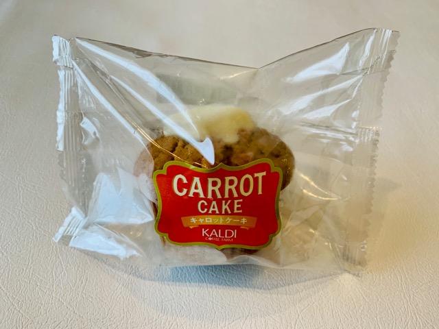 カルディ キャロットケーキ