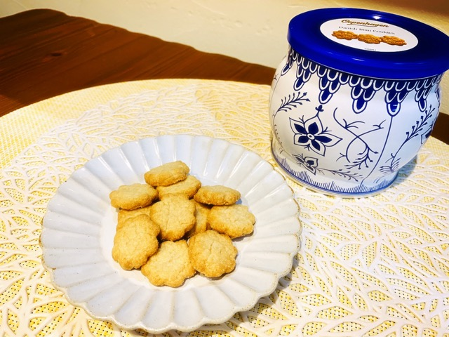 カルディ コペンハーゲンダニッシュミニクッキー