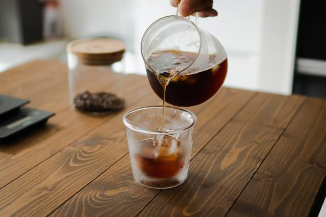 アイスコーヒー 作り方