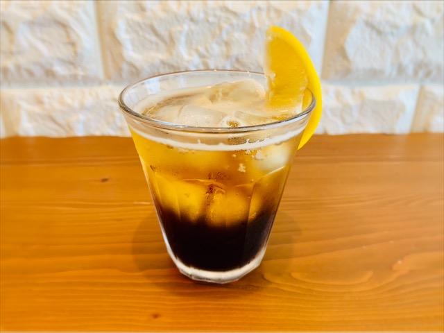 アイスコーヒー アレンジレシピ 炭酸(スパークリング)コーヒー
