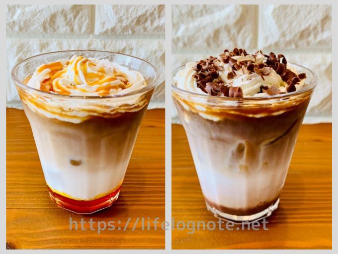 アイスコーヒー アレンジレシピ
