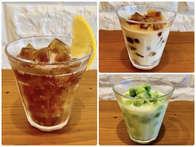 氷コーヒー 氷カフェ
