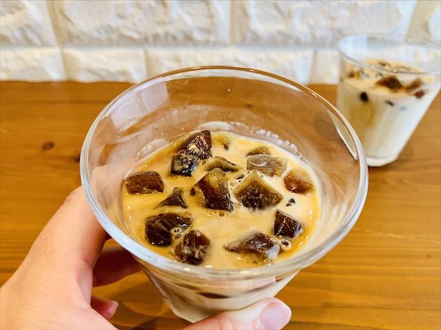 氷コーヒー 氷カフェを飲んでみた感想