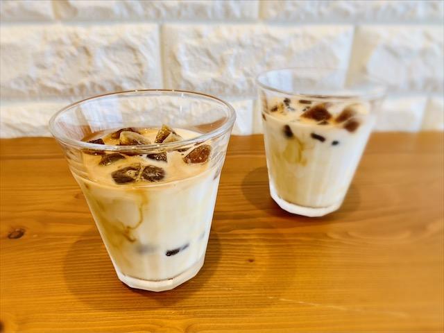 アイスコーヒー アレンジレシピ 氷コーヒー