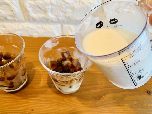 氷コーヒー 氷カフェの作り方