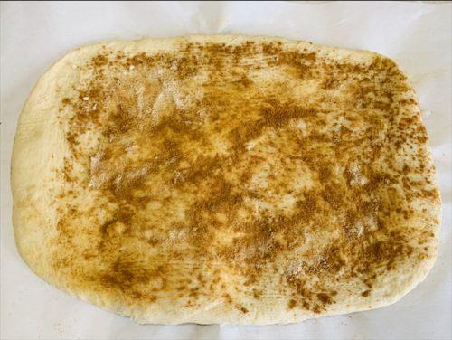 バター・牛乳・卵なしのシナモンロール