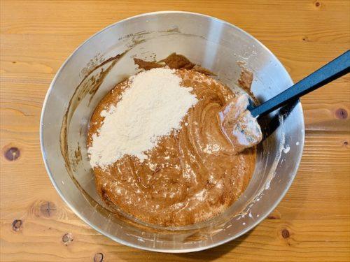 バターなし ガトーショコラのレシピ