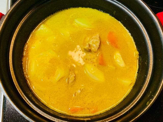 カルディ ロイタイイエローカレースープの作り方