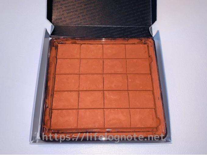 ロイズ 生チョコレート ガーナビター