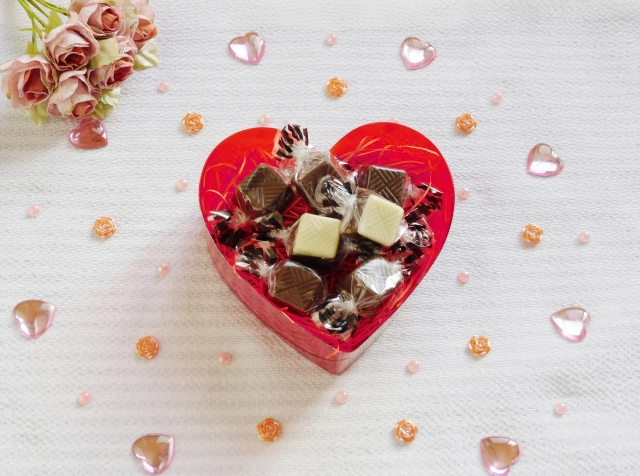 バレンタインデー チョコレート