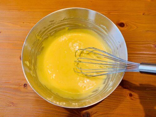いちごのシフォンケーキサンドの簡単レシピ