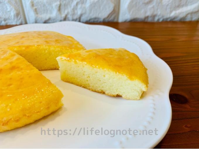 無印良品 自分で作る ベイクドチーズケーキ