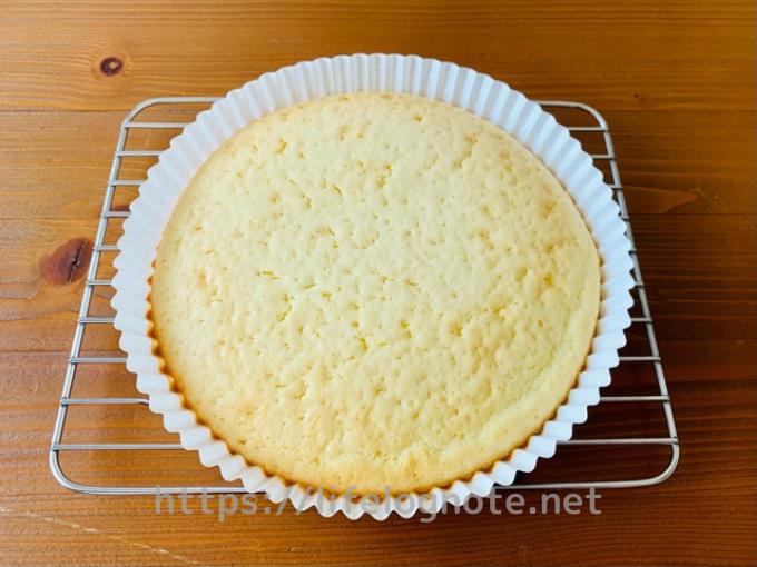 無印良品 自分で作る ベイクドチーズケーキ 作り方
