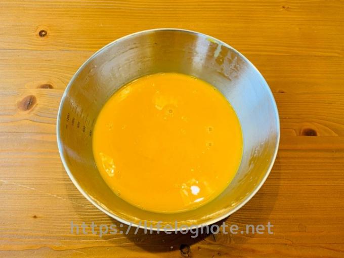 無印良品 手作りデザート マンゴープリン 作り方