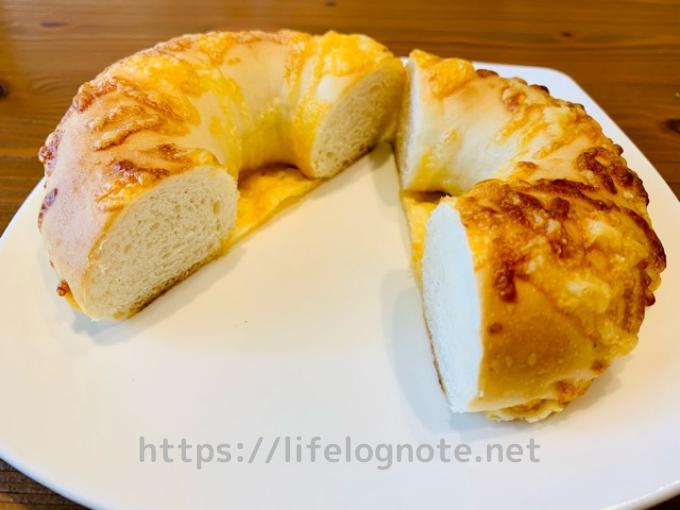 Pascoパスコ マイベーグル 3種のチーズ