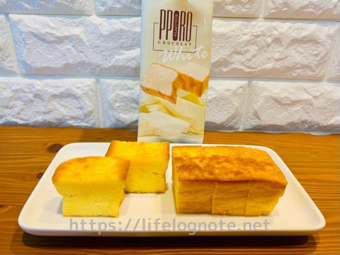 カルディ購入品 ラグノオ ポロショコラホワイト