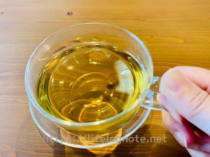 カルディ 水出しティーバッグ ルイボス&レモングラス 口コミ