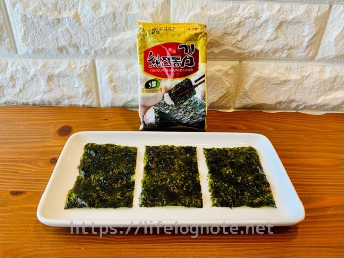カルディ ソチョン 韓国伝統味付のり