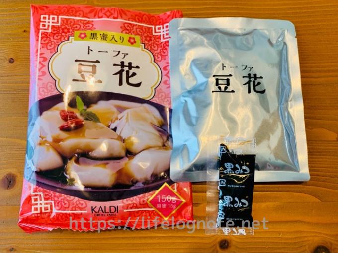 カルディ 豆花(トーファ)