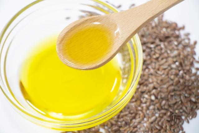 体に良い油 アマニ油