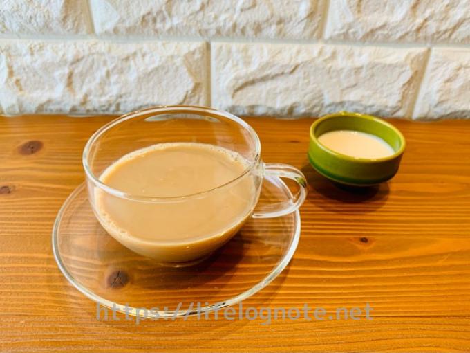 コーヒーダイエット アレンジレシピ 豆乳