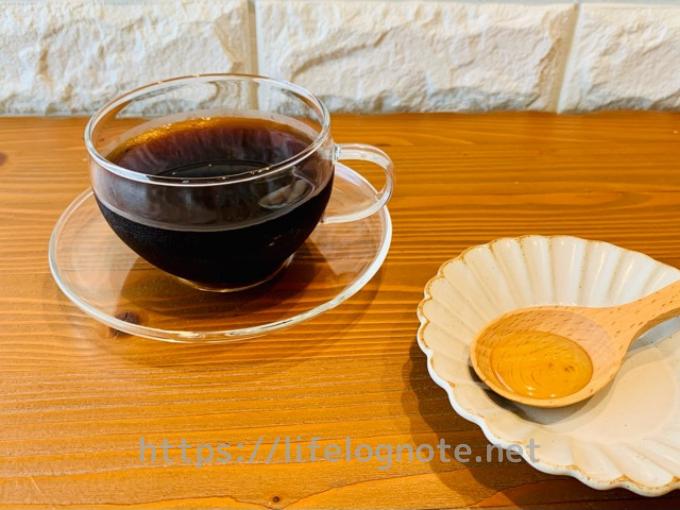 コーヒーダイエット アレンジレシピ はちみつ