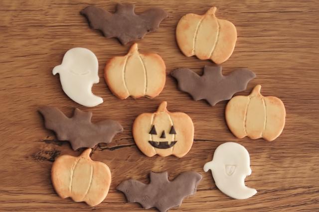 ハロウィン クッキー