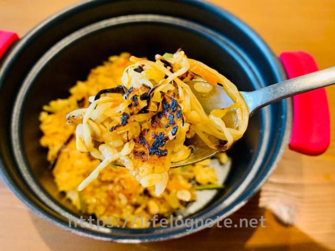 カルディ ビビンバの素 アレンジレシピ 石焼ビビンバ